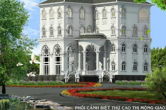 Cua Nhom Phong Thuy