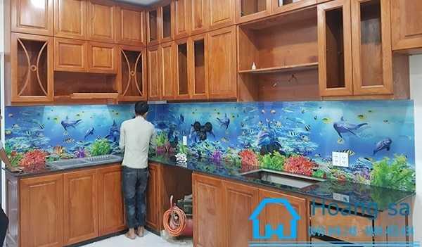 Kinh Op Bep Hoa Van